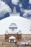 Ruwanwelisaya Chedi Royalty Free Stock Photo