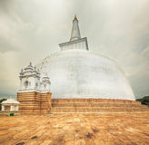 Ruwanwelisaya dagoba Royalty Free Stock Photography