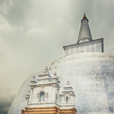Ruwanwelisaya dagoba Royalty Free Stock Photo