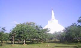 Ruwanwelisaya (Stupa) Στοκ Εικόνες