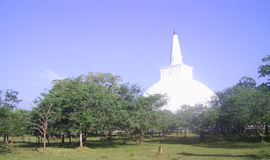 Ruwanwelisaya (Stupa) Foto de archivo