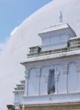 The ruwanwelisaya stupa in Anuradhapura Stock Photos