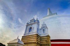 Ruwanweliseya Pagoda Stock Image