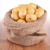 Ruwe aardappel Royalty-vrije Stock Afbeelding