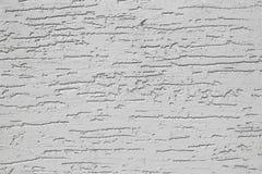 Ruwe abstracte gipspleistertextuur voor achtergrond Achtergrond voor ontwerpers interessante gipspleistertextuur stock foto's