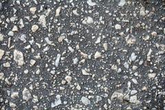 Ruwe asfalt concrete textuur als achtergrond Royalty-vrije Stock Fotografie