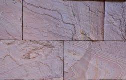 Ruwe Bakstenen muur Royalty-vrije Stock Foto