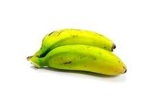 Ruwe banaan Stock Foto's