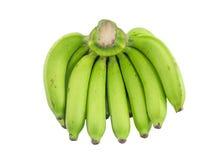 Ruwe bananen Stock Afbeelding