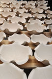 Ruwe ceramisch Royalty-vrije Stock Foto