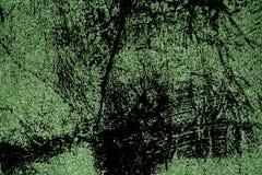 Ruwe concrete grunge ultra groene textuur, steenoppervlakte, cementachtergrond Royalty-vrije Stock Foto's