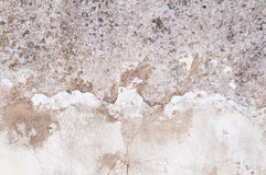 Ruwe concrete muurachtergrond Stock Afbeelding