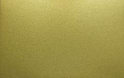 Ruwe gouden metaaltextuur Royalty-vrije Stock Afbeeldingen