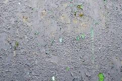 Ruwe grijze oude metaalachtergrond Royalty-vrije Stock Foto