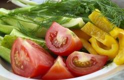 Ruwe groente Stock Afbeeldingen