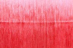 Ruwe katoenen textuur Stock Afbeelding
