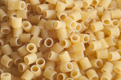 Ruwe Macaroni royalty-vrije stock afbeelding