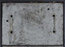 Ruwe muur gedetailleerde textuur van het Grunge de concrete cement Stock Afbeeldingen