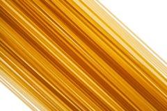 Ruwe ongekookte Italiaanse Spaghettii-achtergrond stock foto