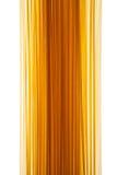 Ruwe ongekookte Italiaanse Spaghettii-achtergrond stock afbeelding