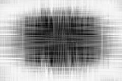 Ruwe overlappende zwarte lijnenachtergrond Royalty-vrije Stock Afbeelding