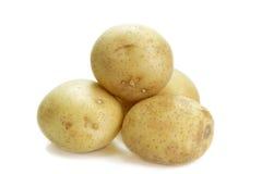 Ruwe potaoes Stock Fotografie
