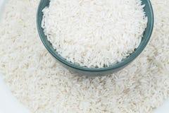 Ruwe rijsttextuur Stock Afbeelding