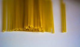Ruwe Spaghetti Stock Fotografie