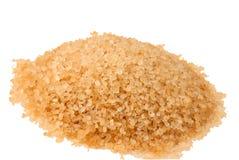 Ruwe suiker Royalty-vrije Stock Afbeelding