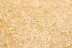 Ruwe suiker Royalty-vrije Stock Foto