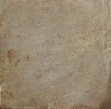 Ruwe textuur van het document Royalty-vrije Stock Fotografie