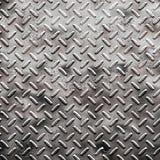 Ruwe zwarte diamantplaat Royalty-vrije Stock Fotografie