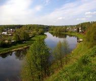 ruza ποταμών Στοκ Εικόνες