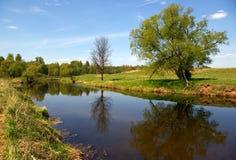 ruza реки Стоковые Фотографии RF