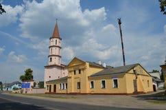 Ruzhansky palace Ruzhanskі Palace , an architectural monument of the XVII century Royalty Free Stock Image