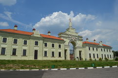 Ruzhansky palace Ruzhanskі Palace , an architectural monument of the XVII century Royalty Free Stock Photo