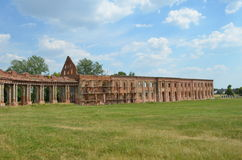 Ruzhansky-Palast RuzhanskÑ-Palast, ein Architekturmonument des Jahrhunderts XVII Stockbilder