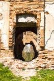 Ruzhanypaleis in Ruzhany-dorp, Wit-Rusland stock afbeeldingen