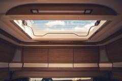 Rv-Camper-Dach-Entlüftung Lizenzfreie Stockbilder