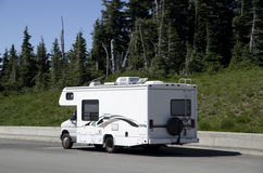 RV car Royalty Free Stock Photography