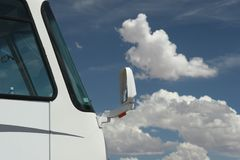 RV detail Royalty Free Stock Images