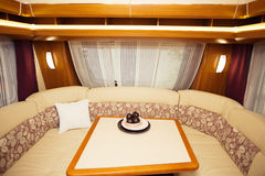 RV Interior Stock Photography
