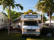 RV Park Stock Photography