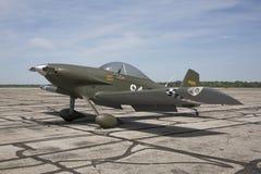 RV-4 si dirigono gli aerei costruiti Fotografia Stock Libera da Diritti