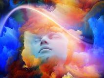 Rêve conceptuel Images libres de droits