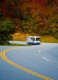 rving的秋天 库存照片