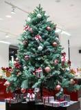 ?rvore de Natal Fotografia de Stock