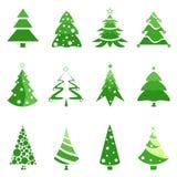 Árvore de pinho para o Natal Fotografia de Stock