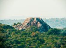 Rwakobo Rock - Uganda stock photo