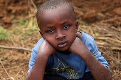 Rwanda boy Stock Image